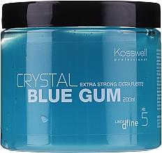 Parfumuri și produse cosmetice Gel structurant de lungă durată - Kosswell Professional Dfine Crystal Blue Gum