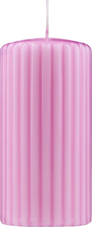 """Lumânare parfumată """"Magnolia"""", 120/58 mm - Bolsius True Scents Candle"""