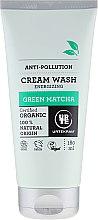 Parfumuri și produse cosmetice Cremă pentru duș - Urtekram Green Matcha Cream Wash