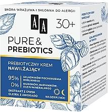 Увлажняющий крем для лица - AA Pure & Prebiotics  — фото N2