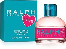 Parfumuri și produse cosmetice Ralph Lauren Love - Apă de toaletă