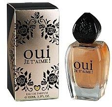 Parfumuri și produse cosmetice Linn Young Oui Je T'Aime - Apă de parfum
