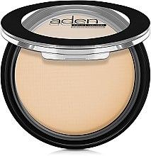 Parfumuri și produse cosmetice Pudră compactă mat - Aden Cosmetics Silky Matt Compact Powder