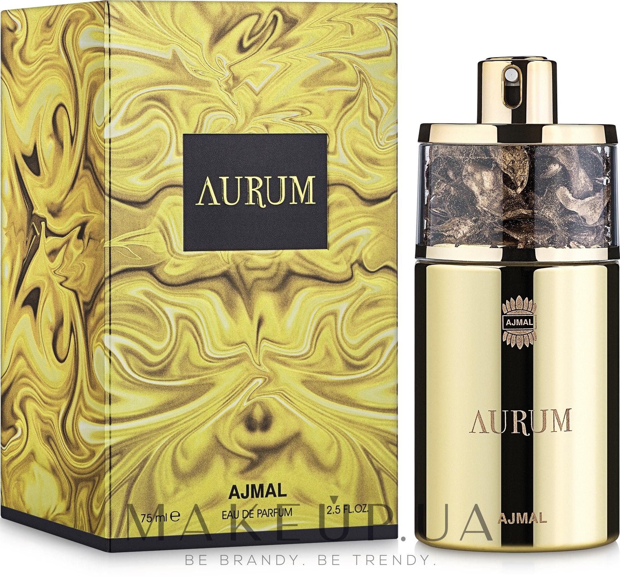 Ajmal Aurum - Apa parfumată — Imagine 75 ml