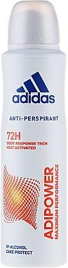Set - Adidas Adipower Women (sh/gel/250ml + deo/spray/150ml) — Imagine N5