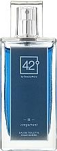 Parfumuri și produse cosmetice 42° by Beauty More II Conquerant - Apa de toaletă