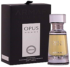 Parfumuri și produse cosmetice Armaf Opus Homme Non Alcoholic Perfume Oil - Ulei parfumat