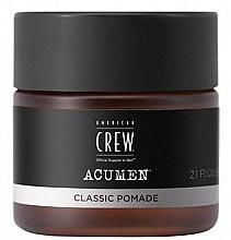 Parfumuri și produse cosmetice Pomadă de păr - American Crew Acumen Classic Pomade