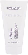 Parfumuri și produse cosmetice Очищающий крем для умывания лица - Revolution Skincare Retinol Cleansing Cream