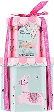 Parfumuri și produse cosmetice Set - Baylis & Harding Keepsake Box (sponge + show/cr/100ml + b/gel/100ml + h/cr/50ml + b/lot/50ml + bath soak crystals/25g)