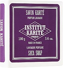 Parfumuri și produse cosmetice Săpun - Institut Karite Lavande Shea Soap
