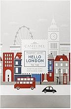 Parfumuri și produse cosmetice Ароматическое саше - Castelbel Hello London Sachet