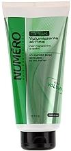 Parfumuri și produse cosmetice Mască pentru volum cu extract de acai - Brelil Numero Volumising Mask