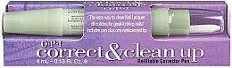 Parfumuri și produse cosmetice Creion-corector pentru manichiură - O.P.I. Correct & Clean Up Corrector Pen