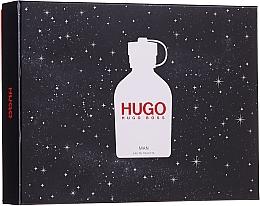 Parfumuri și produse cosmetice Hugo Boss Hugo Man - Set (edt/125ml+ deo/150ml + sh/gel/50ml)