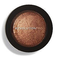 Parfumuri și produse cosmetice Highlighter - Makeup Revolution Pro Powder Highlighter Skin Finish