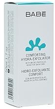 Parfumuri și produse cosmetice Scrub ușor hidratant pentru față - Babe Laboratorios Comforting Hydra-Exfoliator