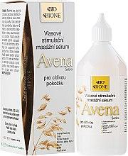 Parfumuri și produse cosmetice Ser de masaj pentru scalp - Bione Cosmetics Avena Sativa Hair Massage Stimulating Serum