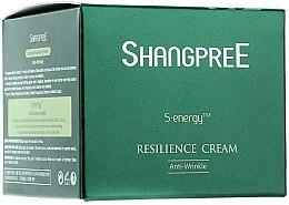 Parfumuri și produse cosmetice Cremă pentru față cu efect de întărire - Shangpree S Energy Resilience Cream