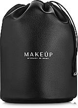 Parfumuri și produse cosmetice Trusă cosmetică, neagră Allbeauty - Makeup
