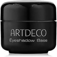 Parfumuri și produse cosmetice Bază pentru fardul de pleoape - Artdeco Eyeshadow Base