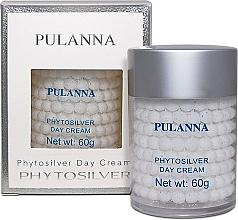 Parfumuri și produse cosmetice Cremă hidratantă pe bază de argint - Pulanna Phytosilver Moisturizing Cream