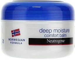 Parfumuri și produse cosmetice Balsam de corp calmant - Neutrogena Deep Moisture Body Balm