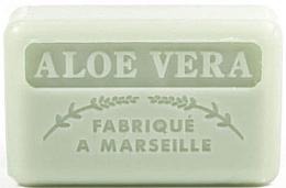"""Parfumuri și produse cosmetice Săpun de Marsilia """"Aloe Vera"""" - Foufour Savonnette Marseillaise"""