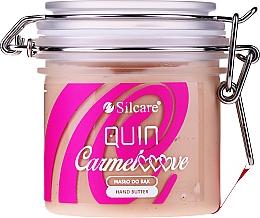 Parfumuri și produse cosmetice Unt pentru mâini - Silcare Quin Carmelooove Handbutter