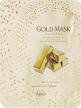 Parfumuri și produse cosmetice Mască de țesut cu aur - Esfolio Gold Essence Mask