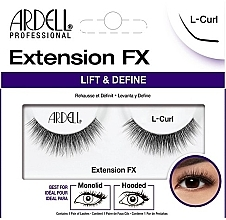 Parfumuri și produse cosmetice Gene false - Ardell Eyelash Extension FX L-Curl