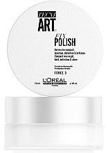 Parfumuri și produse cosmetice Gel de păr - L'Oreal Professionnel Tecni.Art Fix Polish Gel-Wax