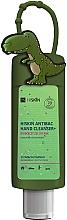 """Parfumuri și produse cosmetice Gel antibacterian de mâini """"Dinozaur"""" pentru copii - HiSkin Antibac Hand Cleanser+"""