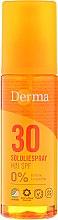 Духи, Парфюмерия, косметика Ulei pentru protecție solară - Derma Sun Sun Oil SPF30 High