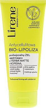 Gel de corp - Lirene Anti-Cellulite Bio-Lipoza — Imagine N1
