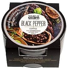 Parfumuri și produse cosmetice Lumânare parfumată - House of Glam Black Pepper&Coffee Candle (mini)