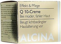 Parfumuri și produse cosmetice Крем с Q10 - Alcina Q 10 Creme