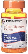 "Parfumuri și produse cosmetice Supliment alimentar ""Enzima multi digestive"" - Holland & Barrett Multi-Digestive Enzyme"