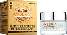 Parfumuri și produse cosmetice Cremă de zi cu efect de netezire pentru față SPF 30 - Farmona Amberray Cream SPF30
