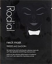 Parfumuri și produse cosmetice Mască pentru gât și decolteu - Rodial Neck Masks Individual Sachets
