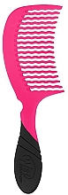 Parfumuri și produse cosmetice Pieptene de păr, roz - Wet Brush Pro Detangling Comb Pink