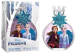 Parfumuri și produse cosmetice Air-Val International Disney Frozen II - Set (edt/100ml + acc)