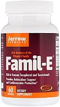Parfumuri și produse cosmetice Suplimente nutritive - Jarrow Formulas Famil-E
