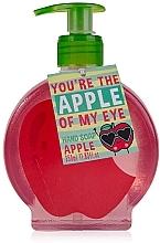 """Parfumuri și produse cosmetice Săpun lichid pentru mâini """"Măr"""" - Accentra Apple Hand Soap"""
