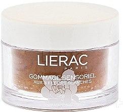 Parfumuri și produse cosmetice Gomaj de corp - Lierac Sensorielle Gommage