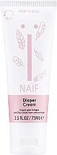 Parfumuri și produse cosmetice Cremă sub scutec pentru copii - Naif Baby Diaper Cream