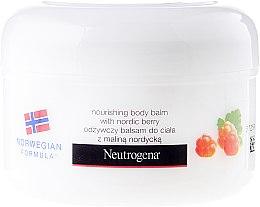 Parfumuri și produse cosmetice Balsam de corp - Neutrogena Nourishing Body Balm With Nordic Berry