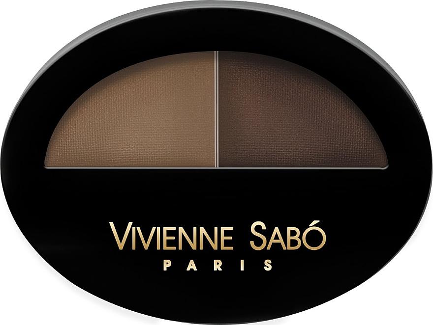 Fard pentru spâncene - Vivienne Sabo Brow Arcade