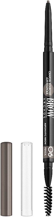 Creion automat pentru sprâncene - Vivienne Sabo Brow Arcade Slim
