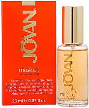 Parfumuri și produse cosmetice Musk Jovan - Ulei parfumat